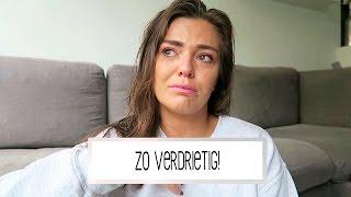 IK KAN NIET STOPPEN MET HUILEN! | Laura Ponticorvo | VERHUISVLOG #5