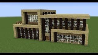 كيف تبني بيت حلو في ماين كرافت #3 | تصميم صعب ؟