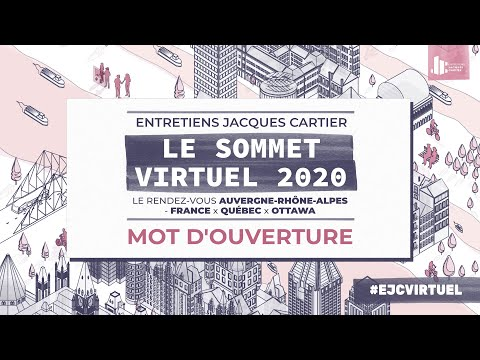 rencontres jacques cartier 2020