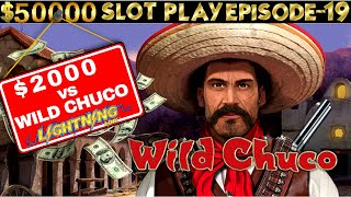 Wild Chuco Lightning Link Slot Machine $25 Max Bet Bonus    SEASON 6   EPISODE #19