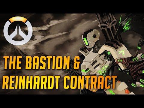 Overwatch - The Bastion & Reinhardt Contract