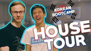 Video Korean Bootcamp House Tour | Worlds 2018 download MP3, 3GP, MP4, WEBM, AVI, FLV September 2018