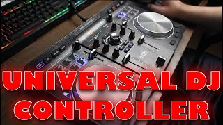 First Time Trying Hercules Universal Dj Controller!
