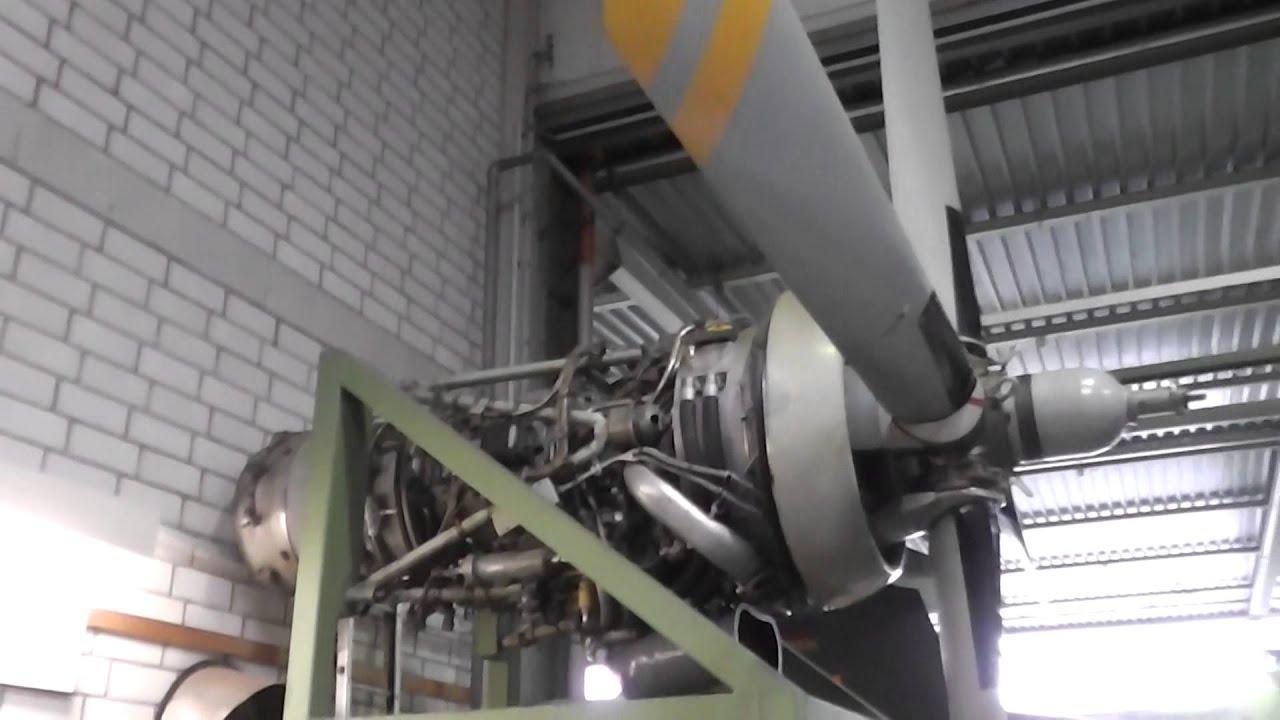 Rolls Royce Tyne Mk 22 Wellenleistungstriebwerk Engine
