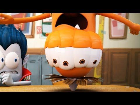 Funny Animated Cartoon | Spookiz | Kebi's Transformation | 스푸키즈 | Cartoon For Children