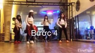 Hướng dẫn điệu nhảy shuffle dance