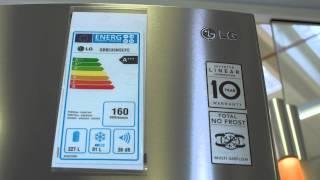 LG frigorifero combinato