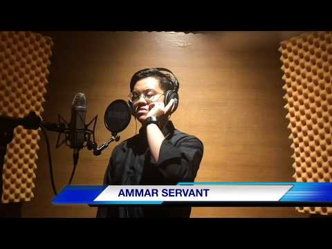 Ammar Servant - Pemergianmu (Inteam Cover) #HilwanContest
