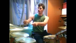 mutrix come alive feat charity vance ennui remix deren s drum cover