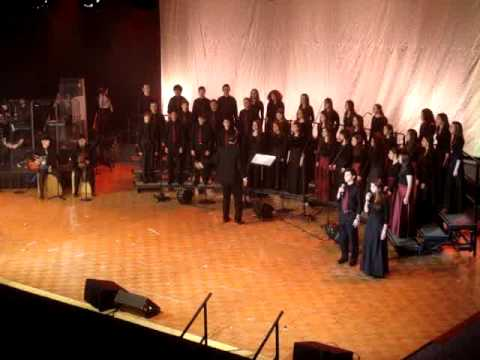 Halleluhu - As Performed By The Ramaz Upper & Middle School Choruses