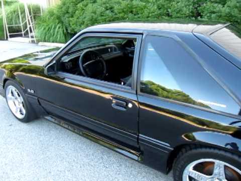 1992 MUSTANG GT 50