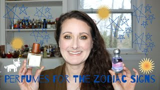 Perfumes for the Zodiac || Fra…