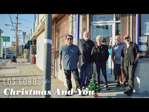 Jeff Stevens - BONUS VIDEO: Christmas With Los Lobos