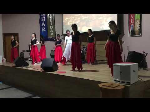 Eu era Órfão- Ministério de Dança Shekinah- Igreja Batista Fonte da Vida