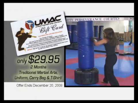 United Martial Arts Center Gift Card