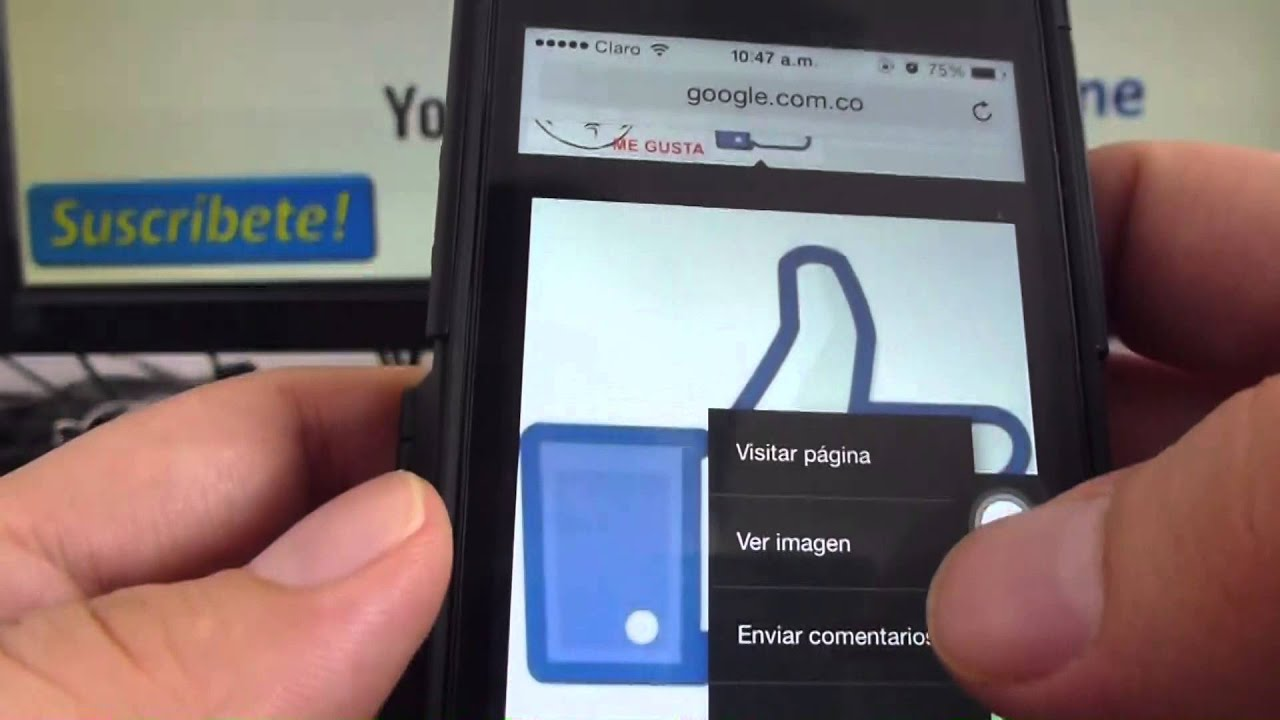 Como poner comentarios con imagenes para facebook iphone for Imagenes para iphone