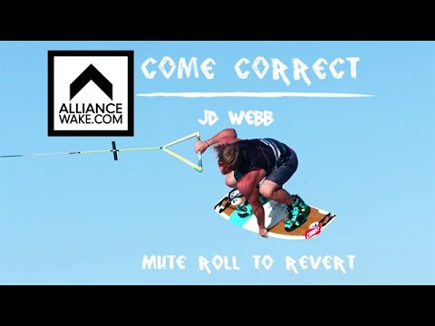Come Correct - Mute Roll to Revert with JD Webb