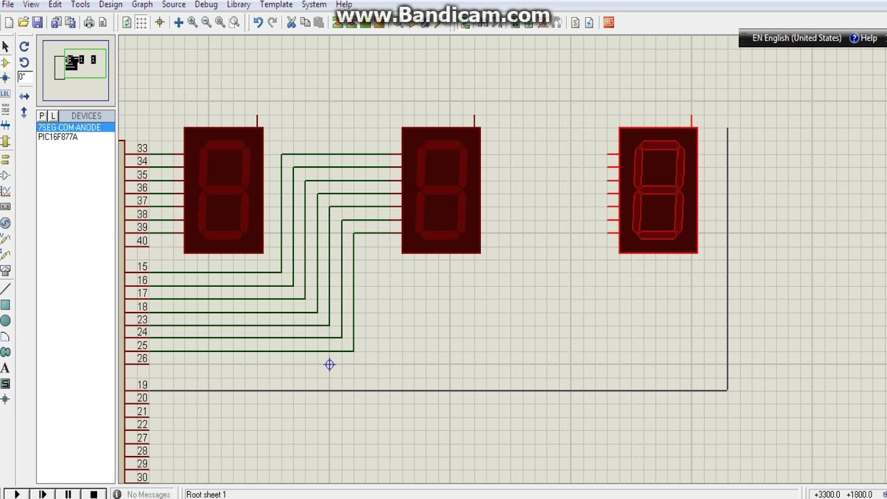 7 Segment 0 999 Youtube Digit Display Arduino Also Circuit 4026