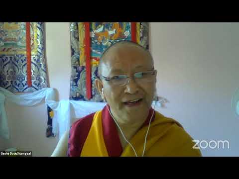 05 Sorting Out Tenets with Geshe Dadul Namgyal 09-20-20