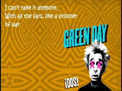 Lazy Bones   Green Day   Karaoke