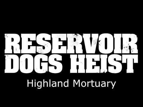 Payday 2 - Reservoir Dogs Heist Lines (Day 2 - Highland Mortuary)