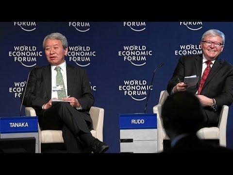 Davos 2015 - Rebuilding Trust in Asia