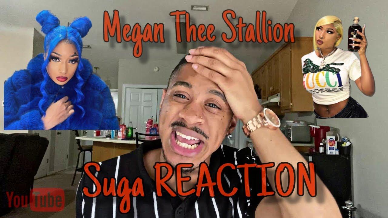 Megan Thee Stallion Suga Full Album Reaction Review Megantheestallion Suga Reaction Youtube