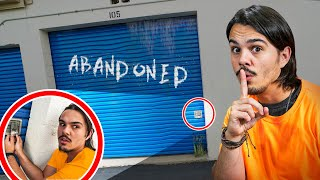Breaking Into An Abandoned Storage Unit!