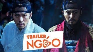 Trailer Ngáo - Dạ Quỷ - Hyun Bin Vs. Jang Dong Gun