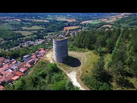 Auvergne Roche Blanche Vierge  Veyre Monton Laurent Courier