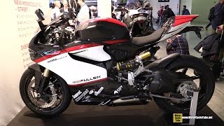 2015 Ducati Panigale 1199 Carbon Fiber Accessorized By Fullsix - Walkaround - 2014 Eicma Milan