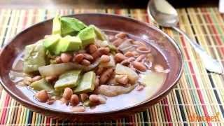 Cinco de Mayo Recipes - How to Make Mexican Pinto Beans with Cactus