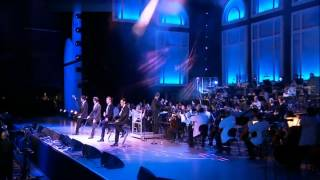 Il Divo - BBC - Proms in the park 2012 - Video