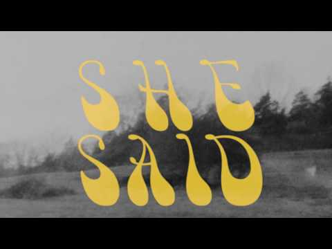 HALFNOISE - She Said (Official Music Video)