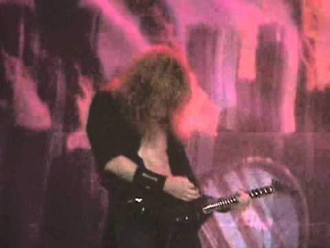 Megadeth - The Four Horsemen Tease / Mechanix (Live In Uniondale 2006)