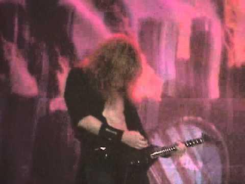 Megadeth - The Four Horsemen Tease / Mechanix (Live In Uniondale 2006)