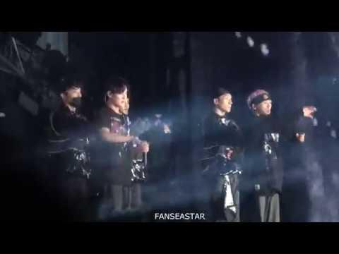 181014 [막콘] 에쵸티 [H.O.T.] 콘서트 -   Outside castle @ 2018 Forever H.O.T