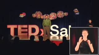 Fecal transplants & why you should give a crap | Mark Davis | TEDxSalem