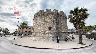 Walking In Durrës, Albania | Shqipëria LIVE Cam (6 Qershor 2021) [HD]