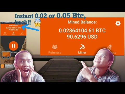 Bitcoin Miner Hack (0.5 Btc Instantly)  😱😱😱😱😱
