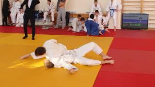 соревнования по дзюдо