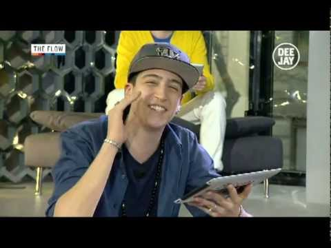 Clementino ospite in diretta a The Flow.