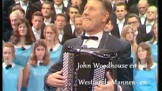 WESTLANDS MANNEN- en MEISJESKOOR - Whispering Hope- muzikale begeleiding John Woodhouse