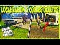 GTA V - LOCALIZACIÓN 5 VEHÍCULOS SECRETOS DE GTA 5 - COCHES OCULTOS GTA V