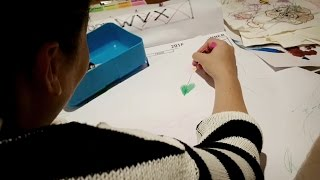 One of Daily Jazza's most viewed videos: Draw with Mrs. Jazza!