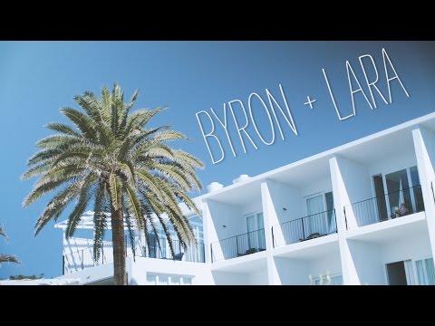 Byron & Lara - Halcyon House Wedding Highlights, Cabarita, NSW, Australia
