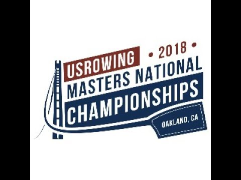 2018 Masters National Championships- Finals, Sunday, Aug. 19th.