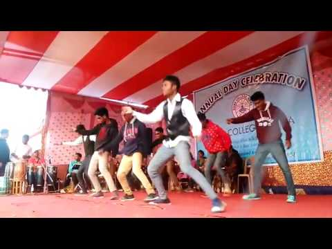 NAGPURI DANCE VIDEO HD 2017.RANCHI COLLEGE VER-3.