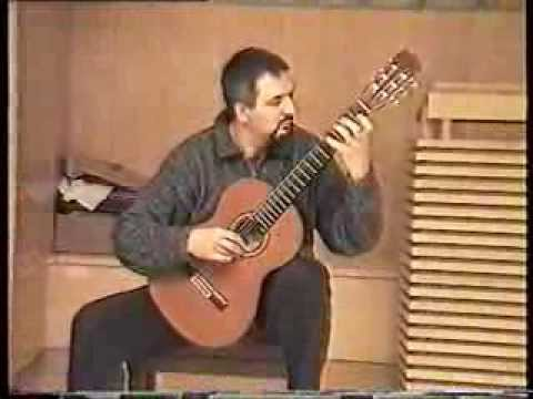 3/5 Diego Tomba in concerto - Mauro Giuliani - Sonata in C op.15
