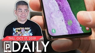 Samsung Galaxy S10's Fingerprint Scanner TRICKED?!